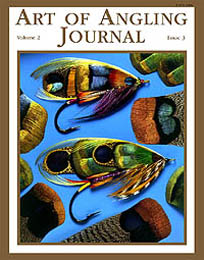 Art of angling journal fly fishing magazine fly tying for Best fly fishing books
